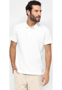 Camisa Polo Richards Piquet Lisa - Masculino