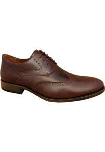 Sapato Social Sartre Oxford English - Masculino