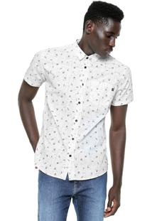 Camisa Coca Cola Shape Branca