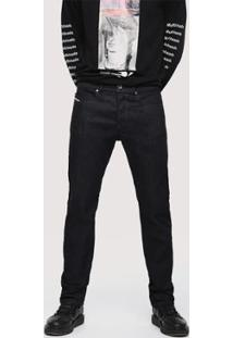 Calça Jeans Diesel Buster | Masculina - Masculino-Marinho