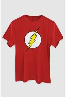 Camiseta Dc Comics The Flash Bandup! - Masculino