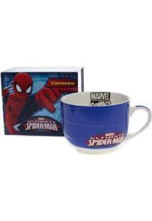 Caneca De Sopa Bowl 650 Ml Spiderman