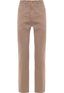 Calça Masculina Oscar - Marrom