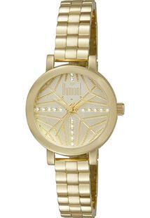 e7700bfe4c3 ... Relógio Dumont Analógico Du2039Lus4D Feminino - Feminino-Dourado