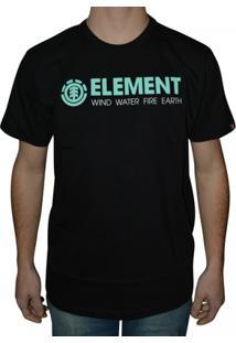 Camiseta Element Four Elements - Masculino