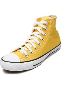 Tênis Converse Chuck Taylor All Star Amarelo - Kanui
