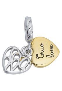 Pingente Life The True Love