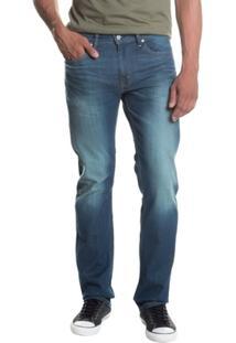 Calça Jeans 513 Slim Straight Levi'S - Masculino