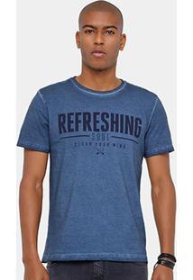 Camiseta Tigs Tinturada Refreshing Masculina - Masculino