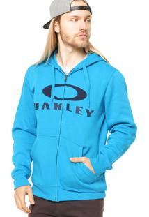 Moletom Oakley Ellipse Nest Fleece Azul