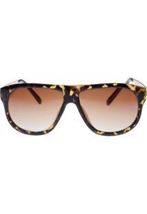 Óculos Ray Flector Underground 260Co Onça