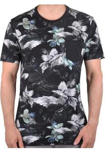 Camiseta Mcd Crows Eye Masculino - Masculino