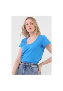 Camiseta Forum Logo Azul