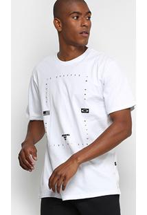 Camiseta Oakley Mod Tracked Masculina - Masculino