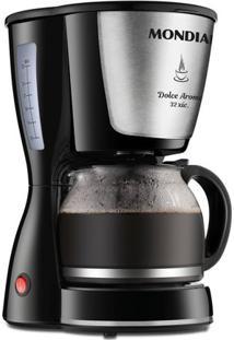 Cafeteira Elétrica Mondial Dolce Aroma C-32 Inox 110V