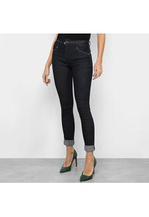 Calça Jeans Biotipo Skinny Cintura Média Feminina - Feminino