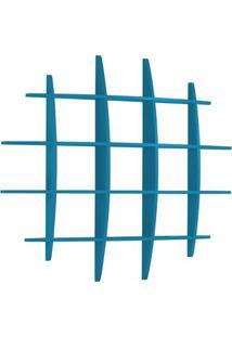 Prateleira Taylor Grande Azul Turquesa