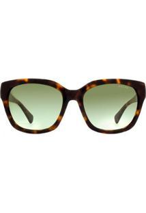 Óculos Polo Ralph Lauren Ra5221 15858/54 - Feminino-Marrom