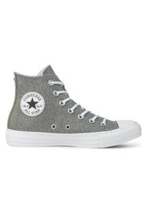 Tênis Converse Chuck Taylor All Star Hi Ceu/Prata Puro Ct12390001.38