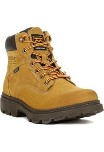 Bota Masculina Braddock Amarelo