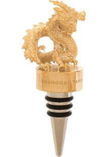 Shanghai Tang Saca Rolhas Dragon - Dourado