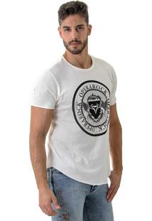 Camiseta Opera Rock Simbol Off-White