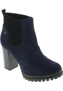 Bota Dakota - Feminino-Azul Escuro