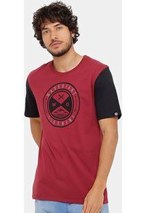 Camiseta Wg Silk Badge Masculina - Masculino