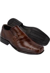 Sapato Social Couro Leoppé Masculino - Masculino