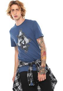 Camiseta Mcd Crows Azul