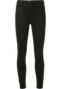 Nobody Denim Calça Jeans Skinny 'Cult' - Preto