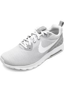 Tênis Esportivo Nike Sportswear Air Max Motion Lw Se Branco