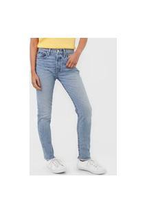 Calça Jeans Polo Ralph Lauren Slim Azul