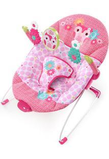 Cadeira De Descanso Animais- Pink & Rosa Claro- 68Bright Starts