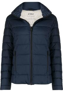Ecoalf Claviere Quilted Jacket - Azul
