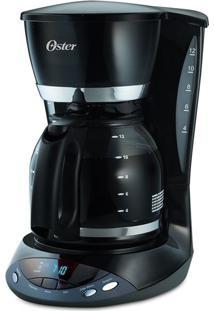 Caféteira Black Programável 1,8 Litro Com Jarra De Vidro 127V Oster