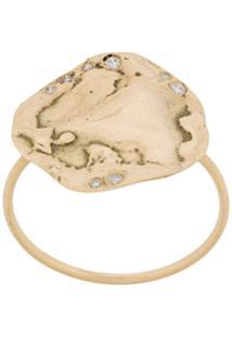 Pascale Monvoisin 9Kt Yellow Gold Izia N°2 Ring - Dourado