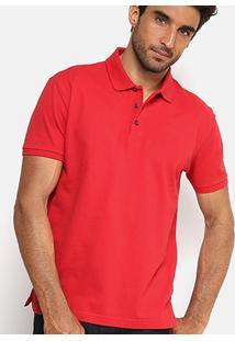 Camisa Polo Ellus Piquet Clássica Masculina - Masculino