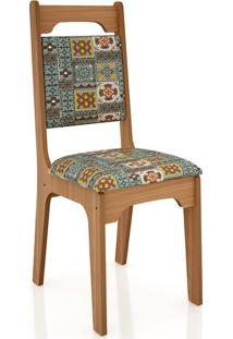 Cadeira Ca29 Ladrilho Freijó