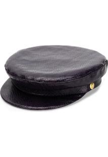 Manokhi Mano Hat - Roxo