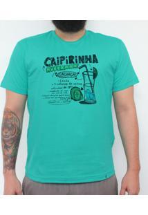 Caipirinha - Camiseta Clássica Masculina