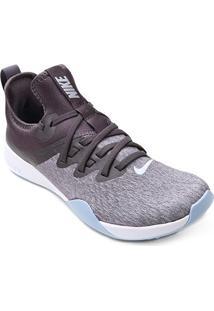 Tênis Nike Foundation Elite Tr Feminino - Feminino-Cinza