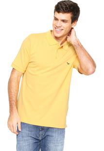 Camisa Polo Yacht Master Comfort Amarela