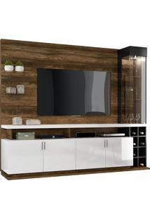 Home Colibri Vivace Ideal Para Tv De Até 55 Polegadas Com Cristalei.