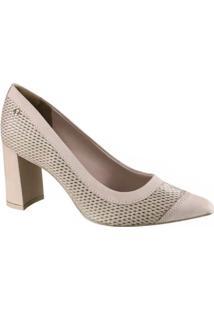 02eca2be0 Sapato Com Salto Tanara feminino   Shoelover