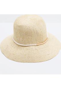 Chapéu De Praia Com Aviamento