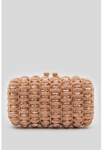 Clutch Com Cristais Vigna