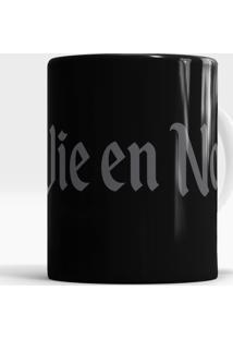 Caneca La Vie En Noir