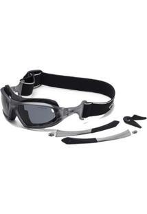 Óculos De Sol Mormaii Floater Kit Fume Fosco - Masculino-Cinza