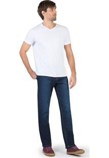 Calça Jeans Comfort Vintage Destroyer